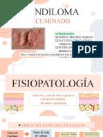 Caso Clinico - Condiloma Acuminado