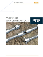 Tunneling and Geotechnical Systems