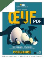 Programme Expo Oeufs Num