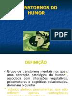 Apostila TRANSTORNOS DO Humor Bipolar