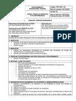 POP 1.38_PUNÇÃO VENOSA PERIFÉRICA