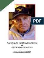 Eugenio Siragusa Volume 3