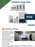 Apresentação e Treinamento - Condicionador de Ar - Gigaclima - VLRC