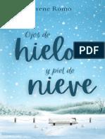 Ojos de Hielo y Piel de Nieve - Irene Romo