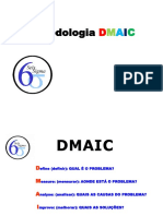 DMAIC FASE 1 - DEFINIR