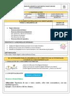 Guía #6. L. Castellana. 10°