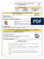 Guía #7. L. Castellana. 10°