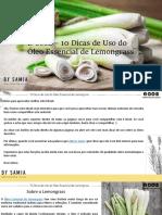 Ebook de Lemongrass