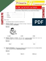 Reglas-de-Acentuacion-para-Cuarto-de-Primaria