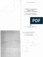 Manoilescu_ Mihail. 1986. Fortele nationale productive si comertul exterior. teoria protectionismului si a schimbului international
