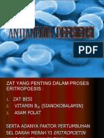 Anemia Def. Besi