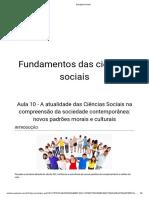 Ciencia Social 10