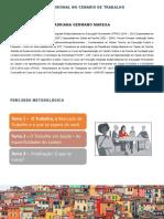 QUALIRAD - A inserção do profissional no cenário de trabalho