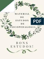 Material de Estudos Avaliação Diagnóstica No Contexto Institucional