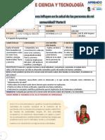 FICHA (8) DEL 31AL 04DE MAYO  2021 D CYT 5TO GRADO