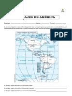 Guía 5° básico paisajes de america.