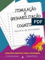 Amostra Gratuita - Apostila de Estimulação e (Re) Habilitação Cognitiva
