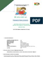 PAT 2da. SECCION INICIAL PROF. JUANA ARUQUIPA 2021