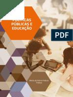 PDF politicas publicas da educação