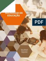 PDF Sociologia Da Educação