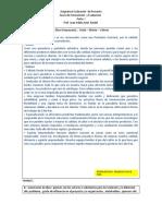 ETAPA DE FORMULACION.   PARTE 1