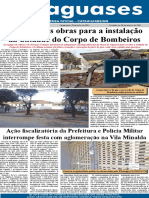 Jornal Cataguases de 25 de julho 2021