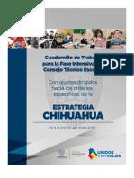 Seyd Cuadernillo Fase Intensiva Cte 2021 - 2022