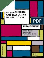 Os Desafios Da América Latina No Século XXI [Iglesias]