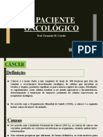 Aula 8 - O paciente oncológico