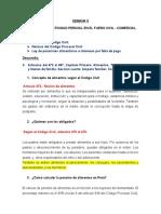SEMANA 5 - 1.Normas del Codigo Civil, Codigo Procesal y Ley de pensiones alimenticias (2)