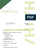 Lesweek 2 energie uit waterkracht1