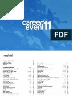 Katalog Career Event 2011