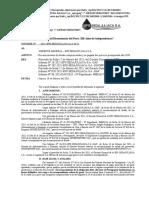Informe 2021 Reconocimiento de deudas comprometidas y no pagada del ejercicio presupuestal año 2020.