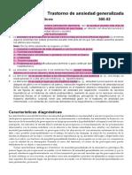 DSM 5 - ANSIEDAD