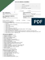 Check list admissão Cond Simone