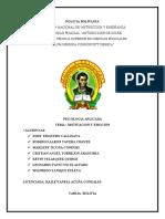 INFORME  DE PSICOLOGIA APLICADA PRACTICO