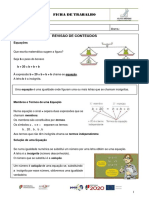 FT8 - Equações como Balança