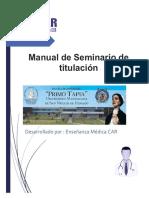 Manual de Seminario de Titulación