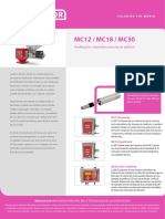 Volumetric MC12 MC18 MC30 ES