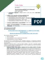 Módulo 5. Fundamento o Regímenes - Imputación Del Daño en La Responsabilidad Patrimonial Del Estado