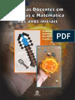 Praticas Docentes em Ciências e Matemática nos anos iniciais