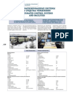 Automated Control Systems and Facilities