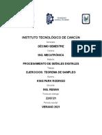 Conclusion y Analisis_Ejercicios-RodrigoKing