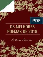 OS MELHORES POEMAS DE 2019 (2)