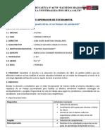 CARPETA DE RECUPERACION 4to GRADO A