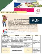 ...2º Grado_Experiencia de Aprendizaje 4