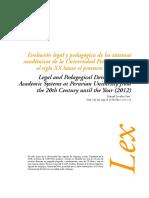 Dialnet-EvolucionLegalYPedagogicaDeLosSistemasAcademicosDe-5157862