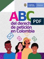 ABC_Derecho de Peticio´n_cartilla