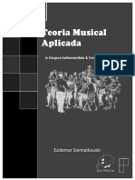 Teoria Musical Aplicada