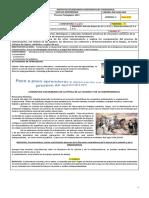 Guía No.02 II Período Español Octavo Colonia e Independencia Caricatura